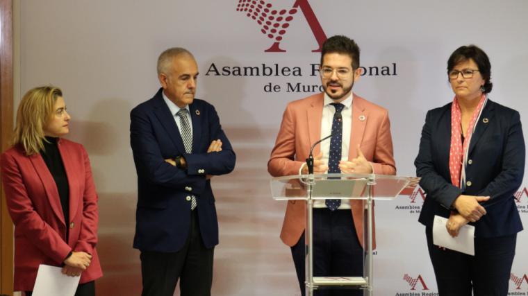 """Antonio Espín: """"Los tribunales de justicia paralizan el chantaje de Vox con el veto parental"""""""