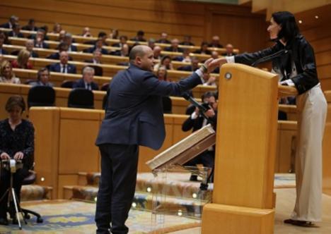 Editorial : El nuevo senador Antonio Martínez da las gracias a los almerienses por la confianza depositada en él...¿Confianza?