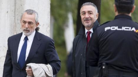 13 años de cárcel para Correa en la primera sentencia firme del caso Gürtel