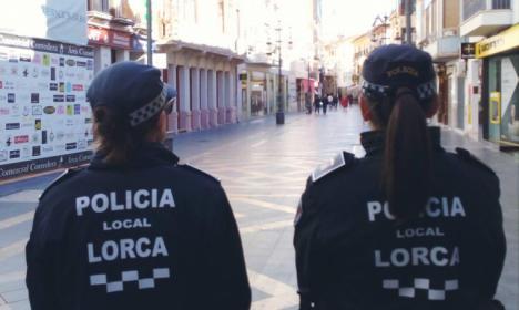 El Gobierno de Murcia decreta el confinamiento urbano de Lorca al registrarse una de las tasas de incidencia acumulada más alta de la Región