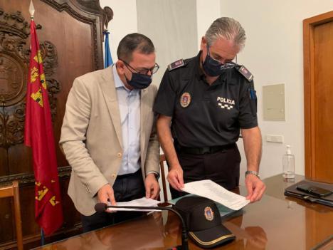 La Policía Local de Lorca interpuso casi 400 denuncias esta pasada semana por no respetar las medidas sanitarias contra el coronavirus