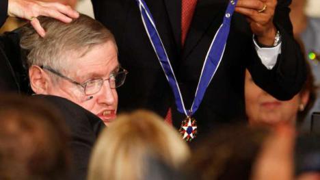 Muere a los 76 años el físico británico Stephen Hawking