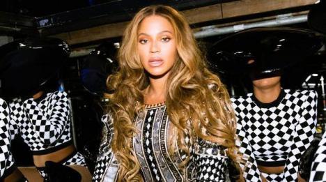 4 millones de dólares para Beyoncé por actuar en la boda de la hija de un multimillonario indio