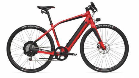 Bici eléctrica con turbo