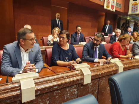 """Diego Conesa: """"Ahora toca cumplir la palabra y los compromisos adquiridos por parte de los responsables políticos"""""""