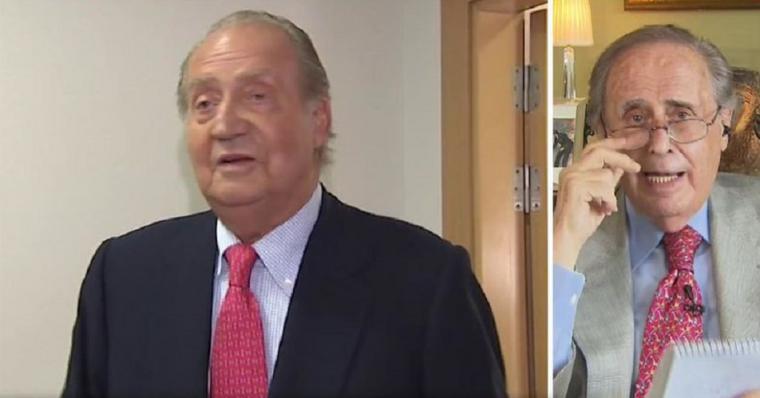 'Con lo follador que ha sido Juan Carlos es un milagro que no haya llenado España de bastardos'