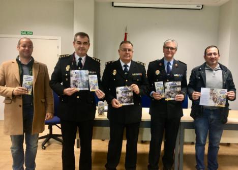 Policía Local y Policía Nacional de Lorca colaborarán en la campaña 'Comercio seguro en Navidad' para mejorar la prevención de los hechos delictivos en estas fechas festivas