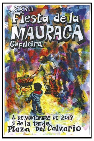 LA FIESTA DE LA 'MAURACA 2017' EN CAPILEIRA.
