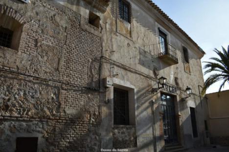 El Ayuntamiento de Lorca inicia los trámites para que el antiguo edificio de La Cárcel sea calificado Bien de Interés Cultural
