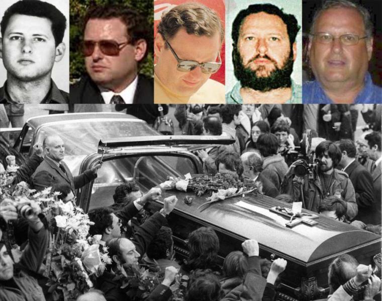 Treinta y tres años después el ultraderechista que fue autor de la matanza de Atocha, será extraditado desde Brasil