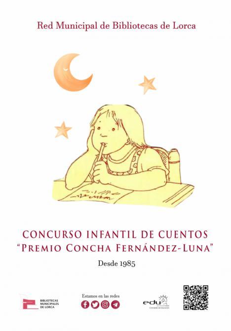 Un total de 1.406 cuentos individuales de Primaria y 13 colectivos participan en la XXXVI edición del concurso infantil de cuentos 'Premio Concha Fernández-Luna'