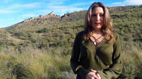 El Partido Popular de Lorca propone la creación de una ruta señalizada para practicar senderismo y deporte en la naturaleza que conecte la ermita y el castillo de Felí