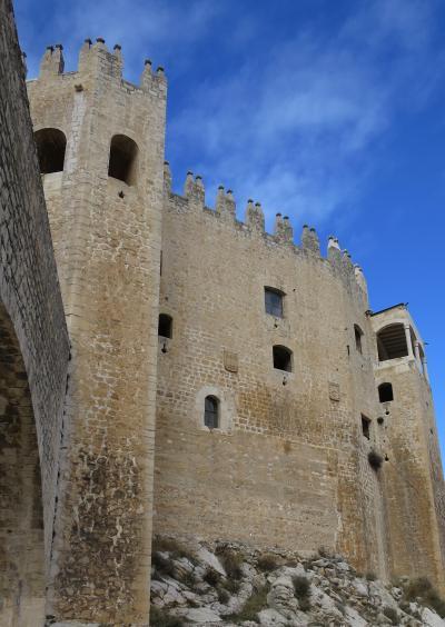 Te proponemos visitar el castillo de Vélez Blanco