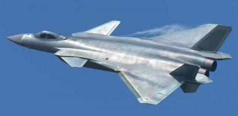 El caza más potente del ejercito chino listo para entrar en combate