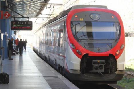 Más de 40 heridos en un choque de un tren de cercanías en Alcalá