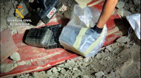 Desembarco de narcos gallegos en Almería