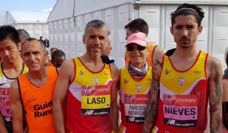 Conchi Paredes, leyenda del triple salto español ha fallecido tras su lucha contra el cancer