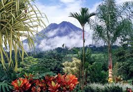 Costa Rica, la pequeña Amazonia