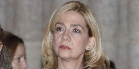 Cristina contra Felipe y Letizia