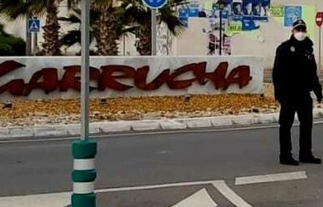 CSIF denuncia que la Policía Local de Garrucha trabaja sin medios de protección mientras el Ayuntamiento ha recibido 4.000 mascarillas de la Subdelegación del Gobierno
