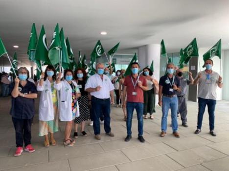 Sindicatos convocan movilizaciones en Atención Primaria y Hospitalaria en defensa de la Sanidad Pública