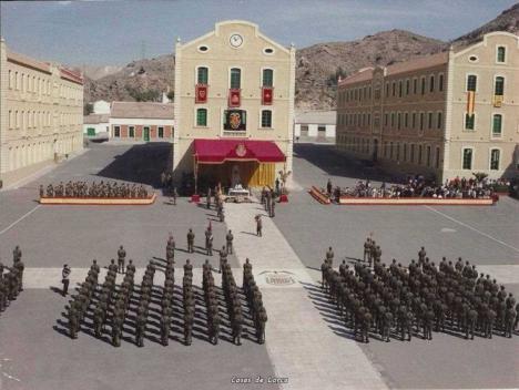EL INCOLORO: 'Lorca debe recobrar la presencia del Ejército', por Jerónimo Martínez