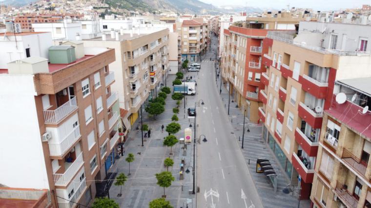 La Policía Local de Lorca empleará drones para comprobar el nivel de cumplimiento del estado de alarma