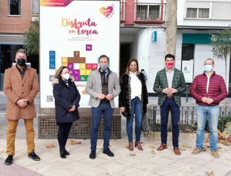 """La concejalía de Economía pone en marcha la campaña """"Tú eres la pieza clave ¡Disfruta en Lorca!"""" en apoyo al comercio y a la hostelería local"""