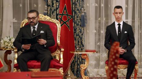 Acusan al rey de Marruecos de poseer una fortuna milmillonaria a costa del narcotráfico