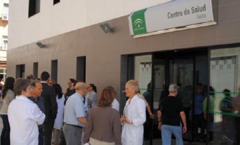 """CSIF solicita que al menos haya un """"rastreador"""" por cada centro de salud de la provincia"""