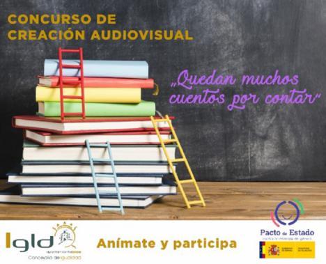 """El Ayuntamiento de Lorca pone en macha el concurso de creación audiovisual """"Quedan muchos cuentos por contar"""""""
