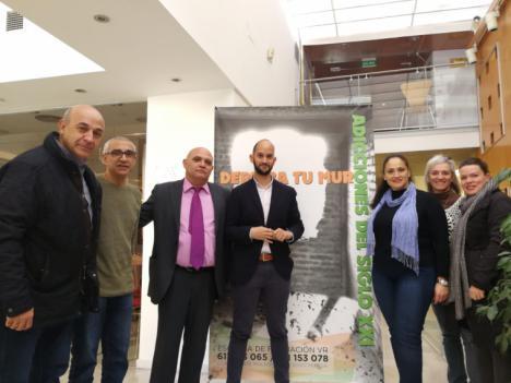 El Ayuntamiento de Lorca pone en marcha un proyecto pionero en la Región para trabajar entre los jóvenes la prevención de adicciones relacionadas con el juego y las apuestas