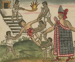 Los gigantes que habitaron en México era de Atonatiuh, se llamaban 'quinametzin'.