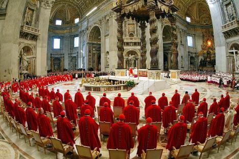 Orgías homosexuales dentro de la Iglesia italiana que salen a la luz