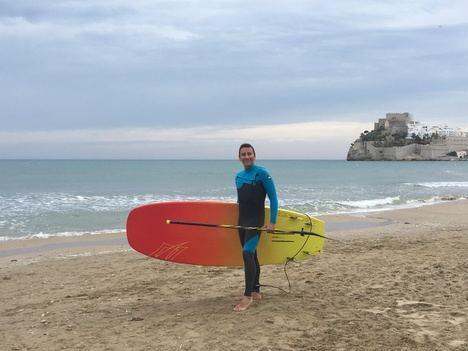 'Descubre el delta del Ebro en paddle surf', un viaje interminable por la zona con las aguas más privilegiadas y salvajes de nuestro país