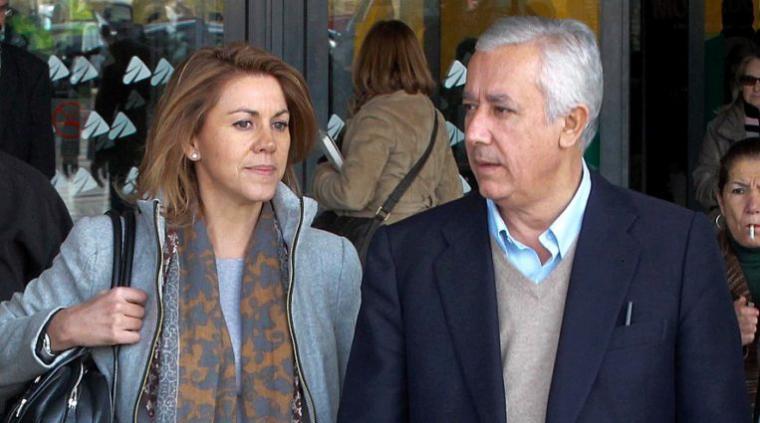 Lopez del Hierro, consorte de Cospedal se convirtió en el ' puto amo' del Partido Popular desde donde inició su cruzada de amor y celos contra Javier Arenas