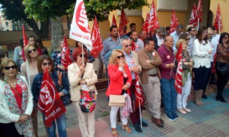 """UGT-FICA tacha de """"antipatriotas y mal ejemplo para la Europa de los derechos"""" que la Patronal del Metal de Melilla tenga bloqueado el Convenio y congelados los salarios desde hace 10 años"""