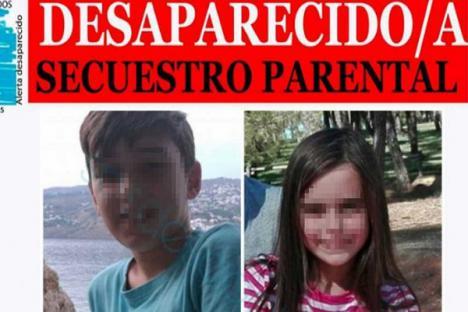 La Policía detiene al padre acusado de secuestrar a sus hijos cuando tenía que entregarlos a la madre