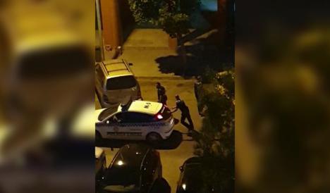 Detenido en Aranjuez, un hombre que ha matado a tiros a sus dos cuñadas y ha herido a su suegra .