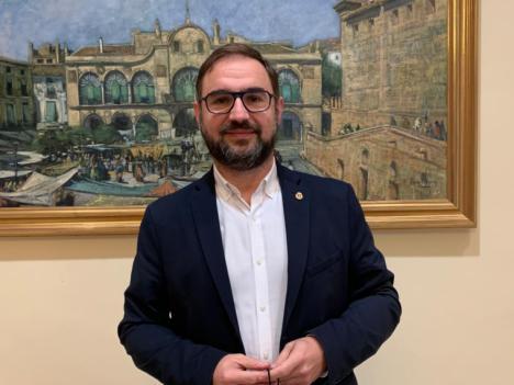 """Diego José Mateos: """"El 2020 ha sido muy complicado, pero todos los contratiempos originados por la pandemia nos han hecho más fuertes para afrontar el futuro"""""""