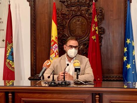 El Ayuntamiento de Lorca trabaja en un Plan de Contingencia para garantizar la normal prestación de servicio públicos municipales