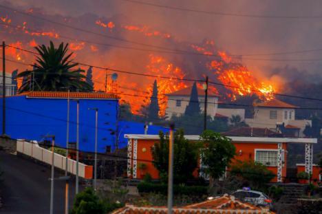 Un terremoto de 4,5 grados sacude la palma mientras evacuan con urgencia una zona de La Laguna