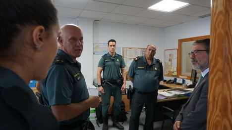 El Plan de Turismo Seguro 2019 incrementará la seguridad ciudadana para proteger a viajeros y turistas que visiten la Región de Murcia
