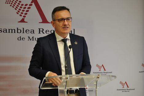 """Diego Conesa: """"No vamos a permitir que el Gobierno regional ponga en riesgo el medio ambiente y la salud de las personas"""""""
