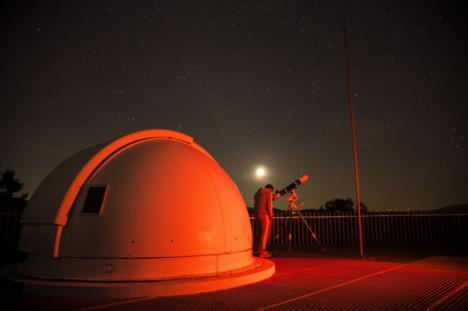 El Observatorio Astronómico de Puerto Lumbreras amplía su horario ofreciendo visitas guiadas los viernes de agosto