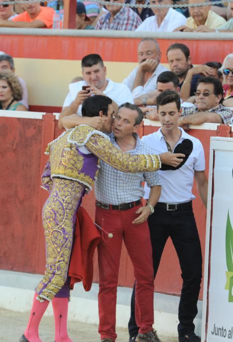 Torres Jerez triunfador de la Feria Taurina de Berja