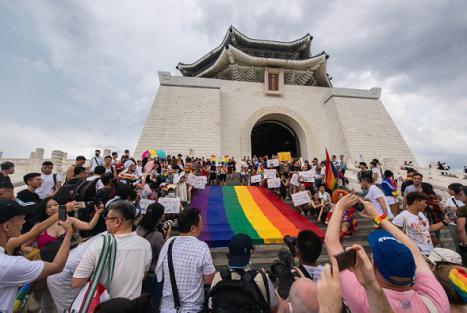TAIWÁN, ÚNICO PAIS EN EL MUNDO EN CELEBRAR EL DÍA DEL ORGULLO, porGonzalo Bendito, corresponsal de Nuevodiario en Taiwán