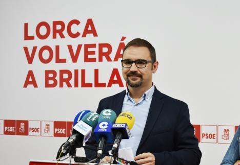 """Diego José Mateos: """"La compra de Coopbox y el mantenimiento de gran parte de los puestos de trabajo es una gran noticia que debe marcar la recuperación industrial de Lorca"""""""