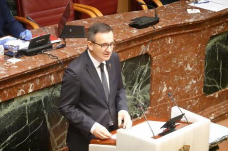 El PSOE consigue unanimidad para que la reactivación económica y social de la Región se lleve a cabo desde la Asamblea