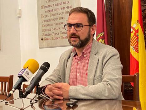 El Ayuntamiento de Lorca pone a disposición de los sanitarios del Área III de Salud varias dependencias municipales